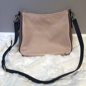 Kate Spade Ella Convertible Leather Crossbody
